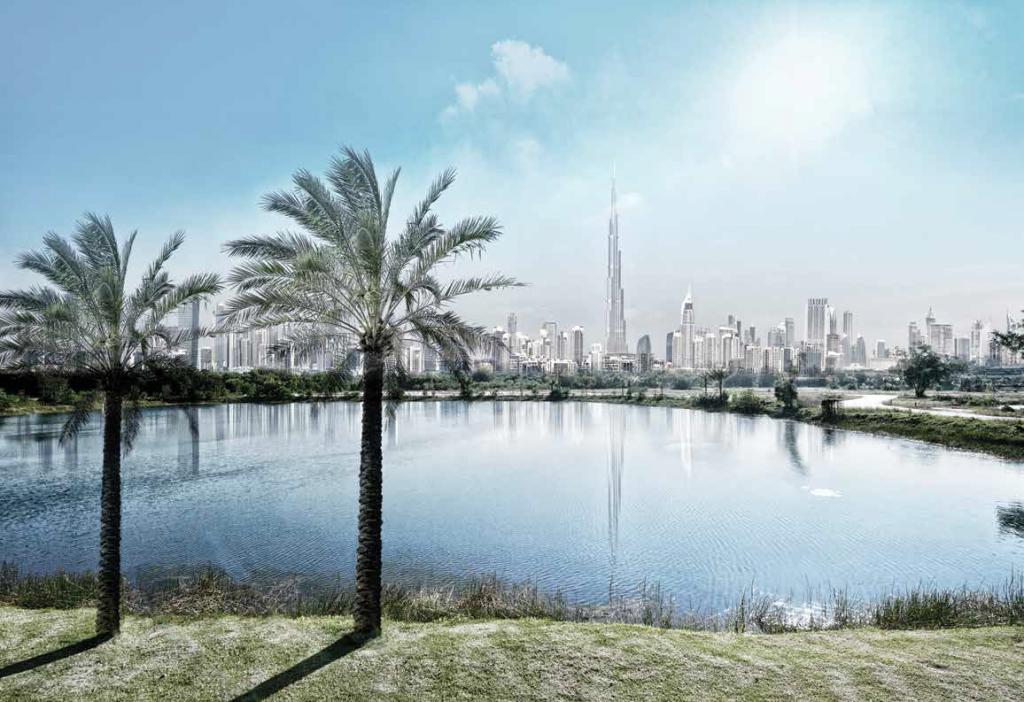 Dubai, die Stadt mit Visionen