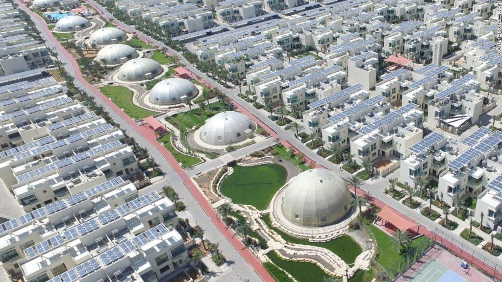 Das Große Umweltprojekt von Dubai